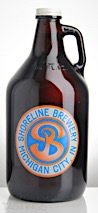 Shoreline Brewery Dont Panic English Pale Ale