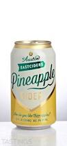 Austin Eastciders  Pineapple Cider