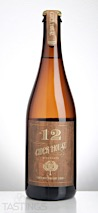 Number 12 Chestnut Semi-Dry Cider