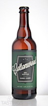 Mountain West Cider Company Cottonwood Dry Hopped Cider