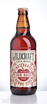 WildCraft Cider Works Pinot Noir Barrel Aged Cherry Cider