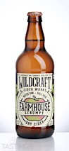 WildCraft Cider Works Farmhouse #8 Scrumpy Hard Cider