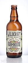 WildCraft Cider Works  Farmhouse #8 Scrumpy Hard Cider