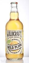 WildCraft Cider Works Mirabelle Wild Plum Cider