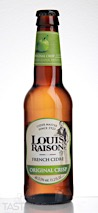 Louis Raison Crisps Hard Cider