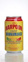 Harpoon Brewery Camp Wannamango