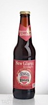 New Glarus Brewing Co. Strawberry Rhubarb Ale