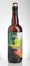 Upland Brewing Pawpaw Fruited Sour Ale