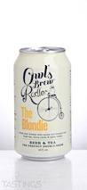 Owls Brew The Blondie Radler