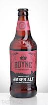 Boyne Brewhouse Amber Ale