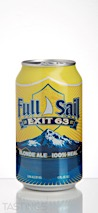 Full Sail Brewing Co. Exit 63 Blonde Ale