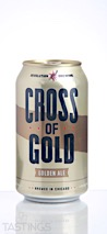 Revolution Brewing Cross of Gold