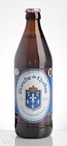 Brasserie Schoune La Blanche de Quebec White Beer
