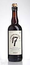 Unibroue 17 Grande Reserve Dark Ale
