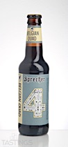 Sprecher Brewing Co. Belgian Quad Ale