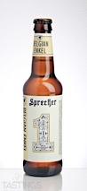 Sprecher Brewing Co. Belgian Enkel Ale