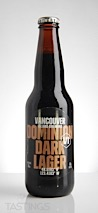 Vancouver Island Brewing Dominion Dark Lager