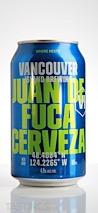Vancouver Island Brewing Juan De Fuca Cervesa Lager