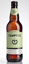 Tempted Irish Craft Elderflower Cider