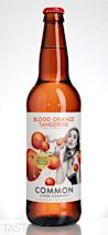 Common Cider Company Blood Orange Tangerine Hard Cider