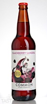 Common Cider Company  Blackberry Sangria Hard Cider