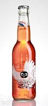 La Chouette Cidre Rosé