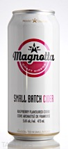 Magnotta Craft Ciders Raspberry Flavored Cider