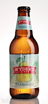 Wyder's Cider Company Pearsecco Cider