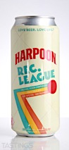 Harpoon Brewery Rec League Hazy Pale Ale