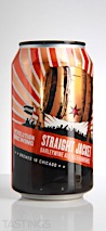 Revolution Brewing Straight Jacket Barrel-Aged Barleywine