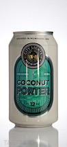 City Lights Brewing Co. Coconut Porter