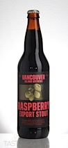 Vancouver Island Brewing Raspberry Export Stout