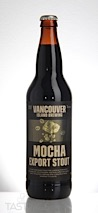 Vancouver Island Brewing Mocha Export Stout