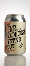 RavenBeer The Imp and the Madhouse Oyster Stout
