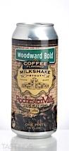 Rochester Mills Brewery Woodward Bold Coffee Milkshake Stout