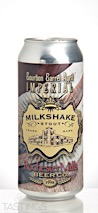 Rochester Mills Brewery Bourbon Barrel Aged Imperial Milkshake Stout