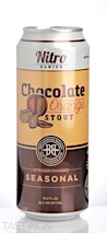Breckenridge Brewery Nitro Chocolate Orange Cream Stout