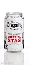 Brickway Brewery Imperial Stag Holiday Stout