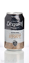 Brickway Brewery Coffee Vanilla Milk Stout