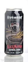 Aviator Brewing Company Black Mamba Oatmeal Stout