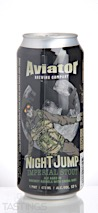 Aviator Brewing Company Night Jump Imperial Stout