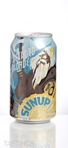 Sun Up Brewing Company Bearded Blonde Ale