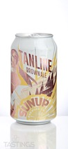 Sun Up Brewing Company Tanline Brown Ale