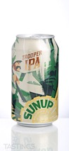 Sun Up Brewing Company Trooper IPA