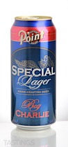 Stevens Point Brewery Big Charlie Special Lager