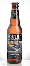 Great Lakes Brewing Co. Turntable Pils
