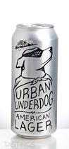 Urban Chestnut Brewing Company Urban Underdog Lager
