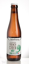 Val de France LAuthentique Brut French Cider