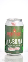 Short Fuse Brewing Co. IPA-Bomb Galaxy Single Hop Series