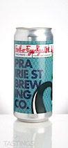 Prairie Street Brewing Feather Eye Rye IPA